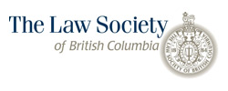 Member of the Law Society of British Columbia